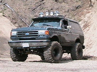 1991 Ford Bronco Overview