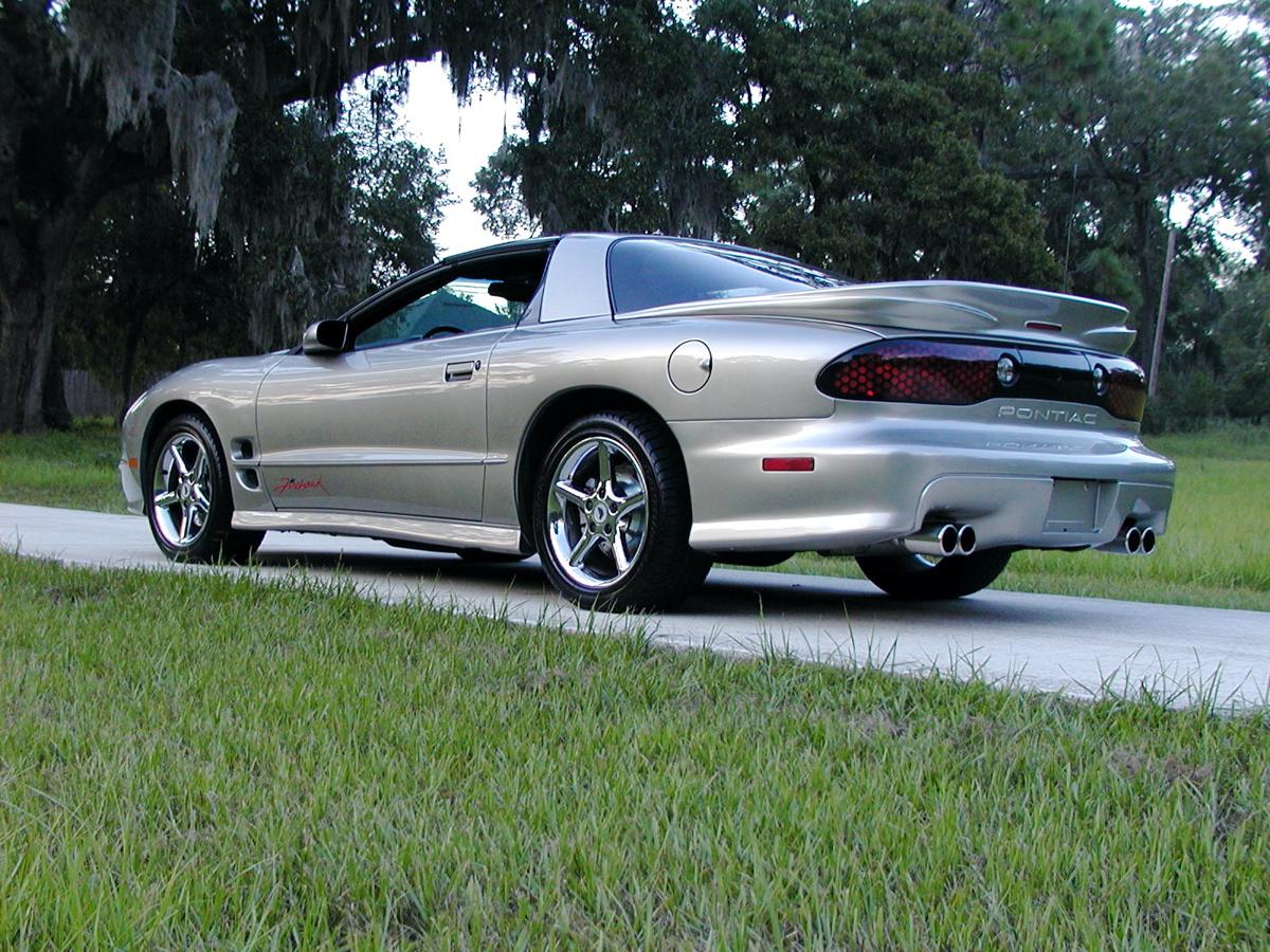 Used Cars Phoenix >> 2001 Pontiac Firebird - Pictures - CarGurus