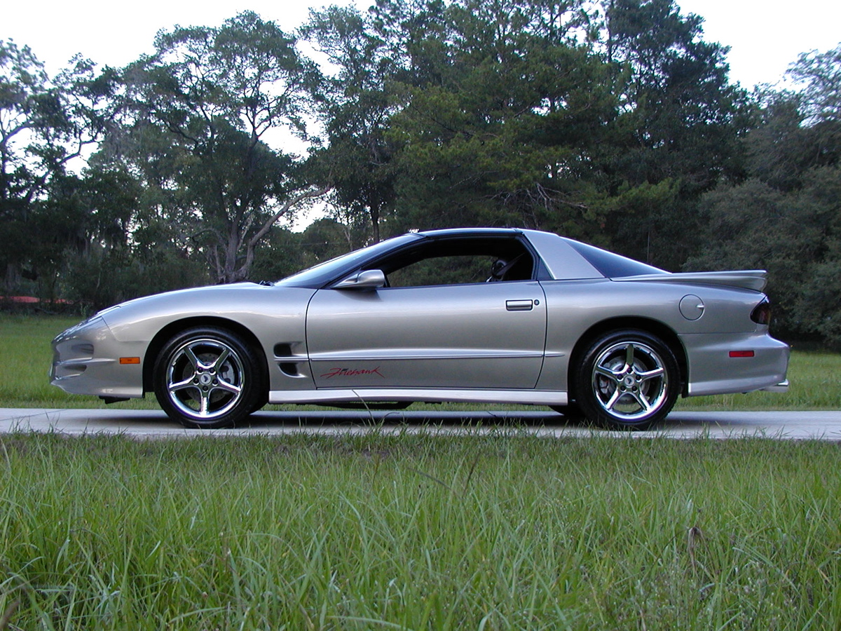 2001 Pontiac Firebird Other Pictures Cargurus