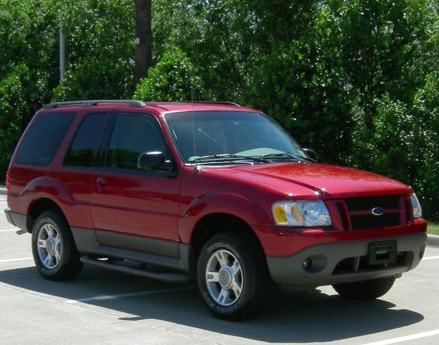 2003 ford explorer sport overview cargurus. Cars Review. Best American Auto & Cars Review
