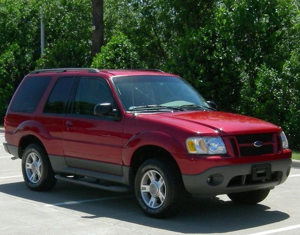 2003 Ford Explorer Sport Overview Cargurus