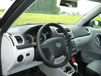 Picture of 2008 Skoda Fabia, interior