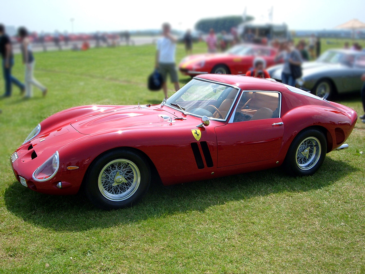 1963 Ferrari 250 for Sale 7