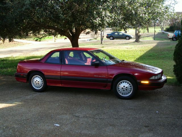 1992 Buick Regal 2 Dr Gran Sport Coupe picture