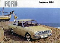 1964 Ford Taunus Overview