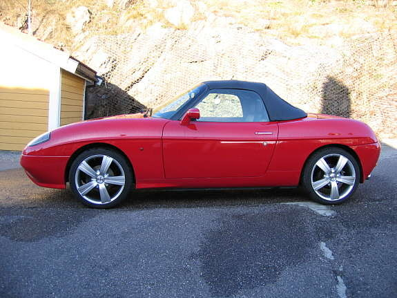 Picture of 2001 Fiat Barchetta