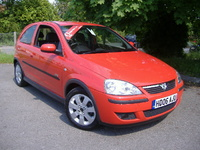2006 Vauxhall Corsa Overview