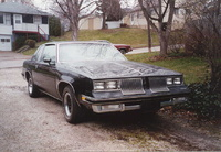 1986 Oldsmobile Cutlass Supreme picture