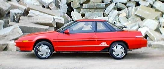 Picture of 1991 Subaru XT 2 Dr XT6 AWD Coupe, exterior, gallery_worthy
