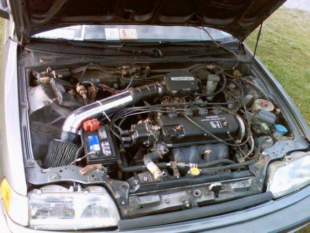 1990 honda civic pictures cargurus for 1990 honda civic motor