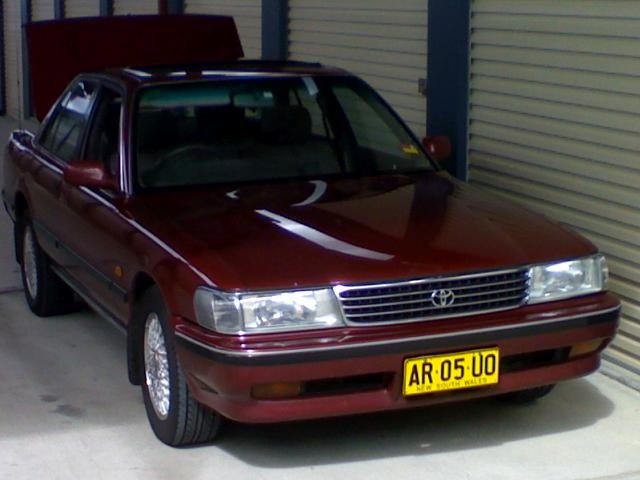 Picture of 1990 Toyota Cressida