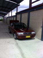 1990 Toyota Cressida Overview
