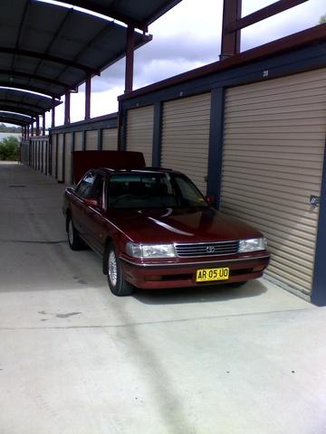 Picture of 1990 Toyota Cressida