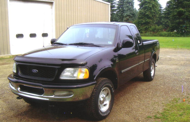 Picture of 1998 Ford F-150 XLT 4WD Extended Cab SB
