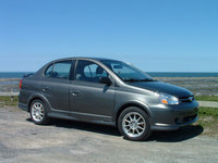 Picture of 2003 Toyota ECHO 4 Dr STD Sedan, exterior
