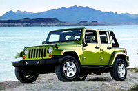 2007 Jeep Wrangler Unlimited X, 2007 Jeep Wrangler 4 Dr X picture, exterior