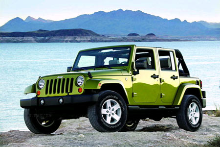 Picture of 2007 Jeep Wrangler Unlimited X