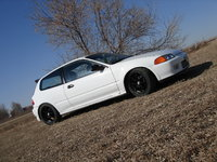 Picture Of 1995 Honda Civic VX Hatchback, Exterior, Gallery_worthy