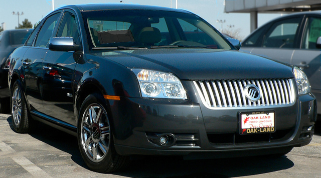 2008 Mercury Sable, Sitting in the lot, waiting for me., exterior, gallery_worthy