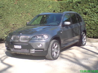 2008 BMW X5 Overview