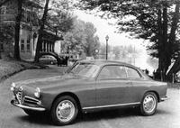 1957 Alfa Romeo Giulietta Overview
