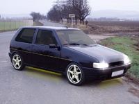 Picture of 1995 FIAT Uno, exterior