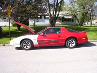 Picture of 1991 Pontiac Firebird Base, exterior