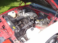 Picture of 1991 Pontiac Firebird Base, engine