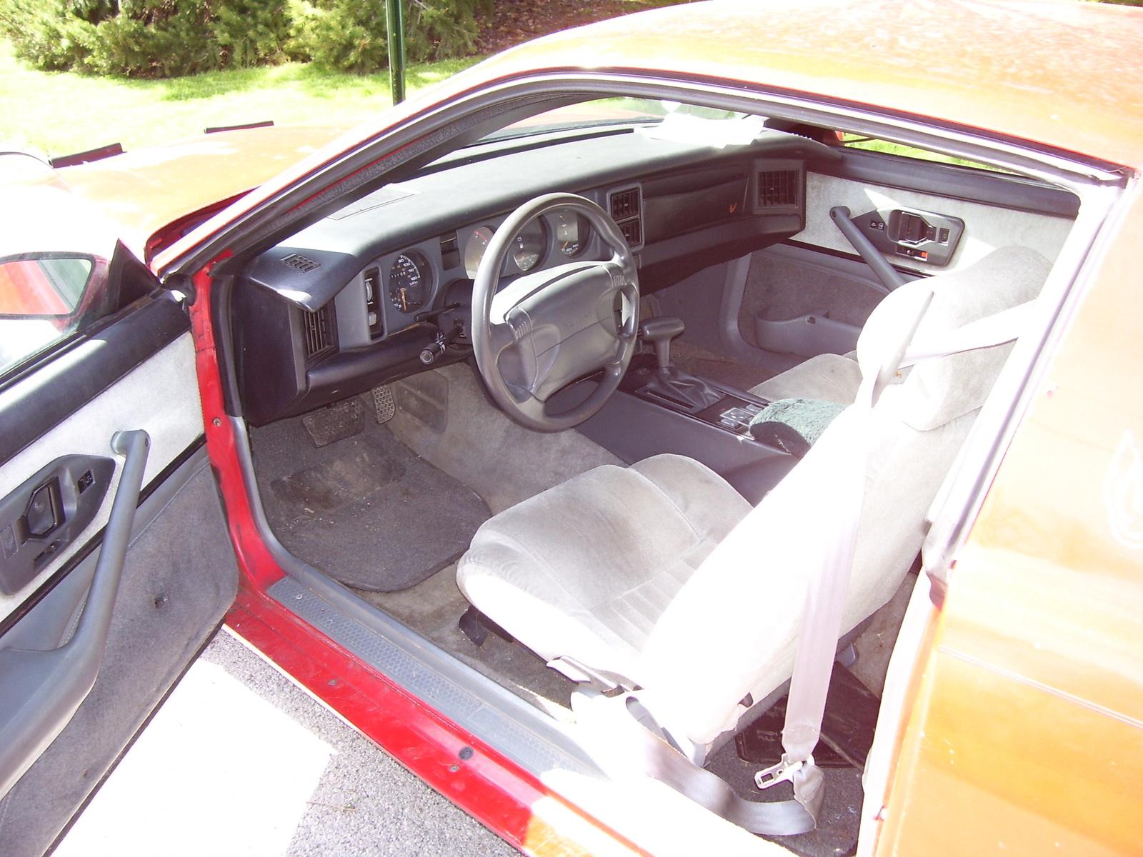 1991 Pontiac Firebird Interior Pictures Cargurus