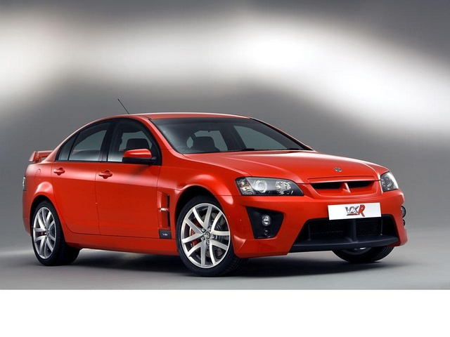 Picture of 2008 Vauxhall VXR8