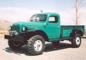 1958 Dodge Power Wagon Overview