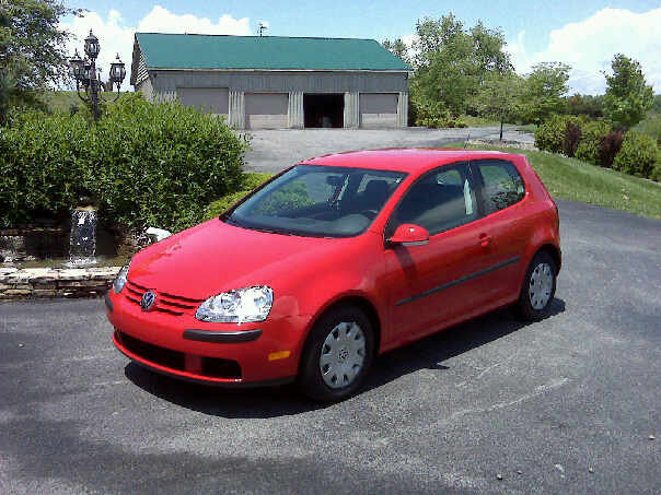 2005 Volkswagen Golf