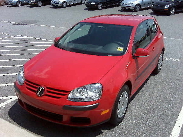 2008 Volkswagen Rabbit 2-Door picture