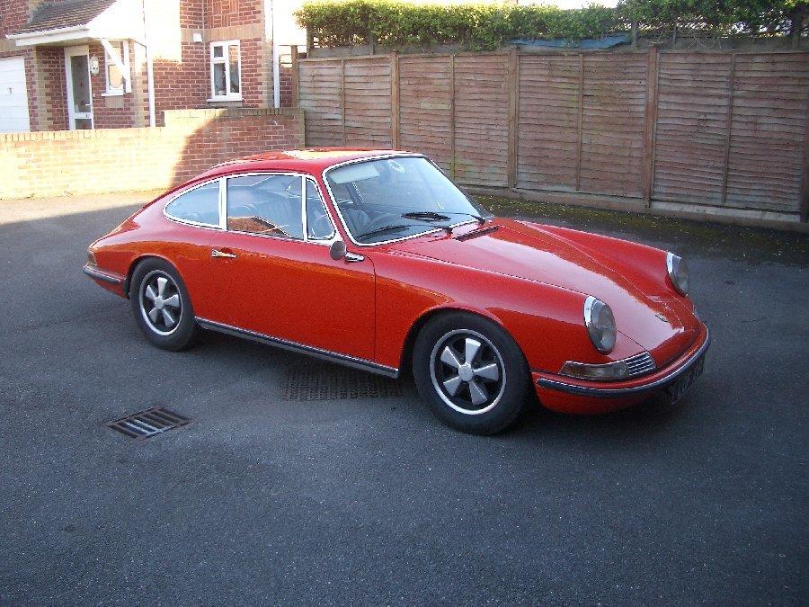 1968 Porsche 911 Pictures Cargurus
