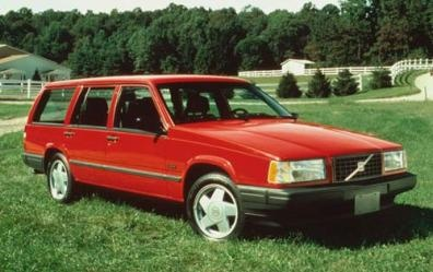 Picture of 1990 Volvo 740