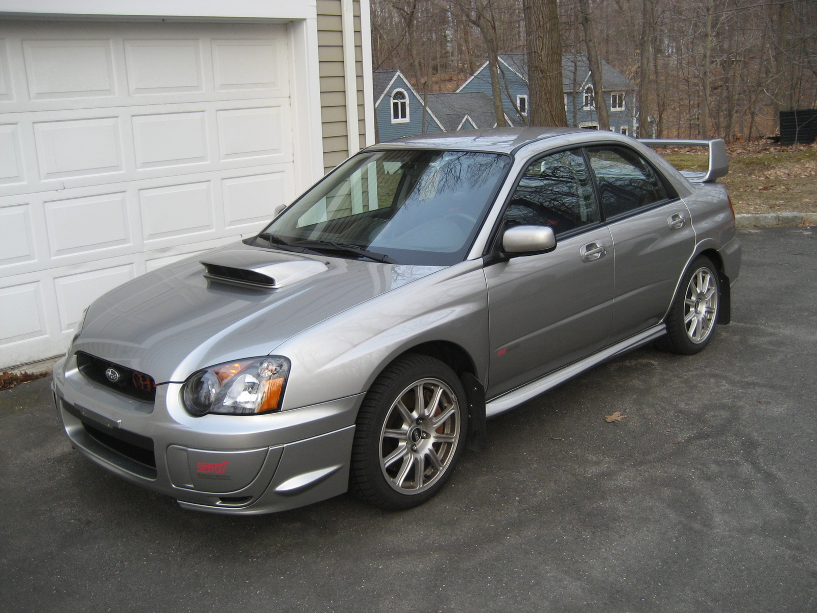 2005 subaru impreza wrx sti exterior pictures cargurus. Black Bedroom Furniture Sets. Home Design Ideas