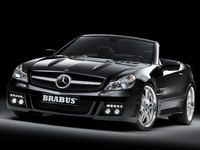 Picture of 2008 Mercedes-Benz SL-Class SL600, exterior