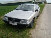 1987 Audi 100 Overview