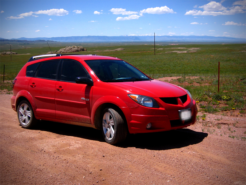 2004 Pontiac Vibe - Pictures - 2004 Pontiac Vibe GT picture - CarGurus