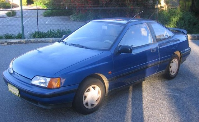 Picture of 1992 Hyundai Scoupe