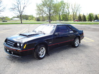 1982 Ford Mustang GT, My 1982 Mustang with 347 stroker motor, exterior