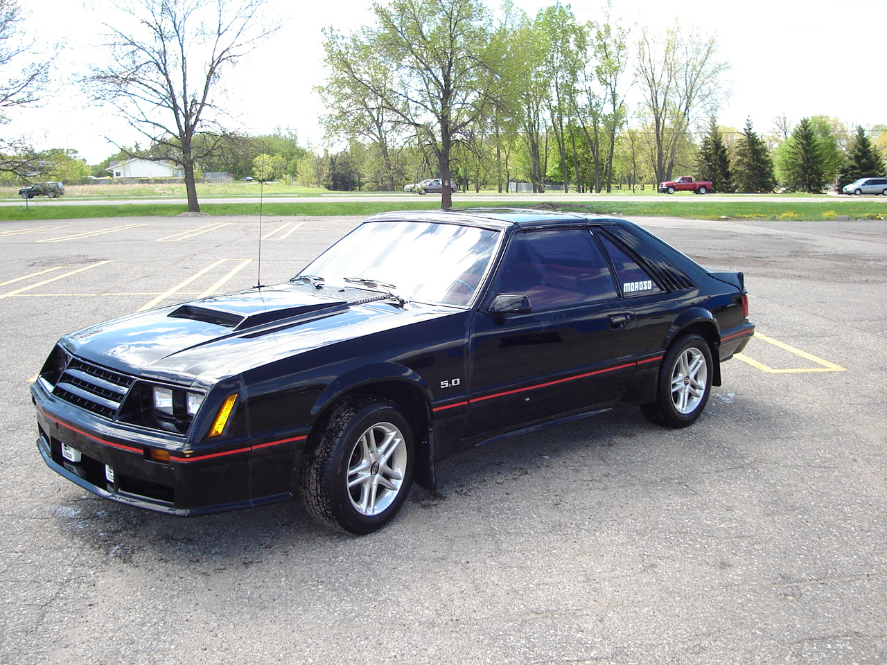 1982 Mustang Gt >> 1982 Ford Mustang GT | Car Wallpaper