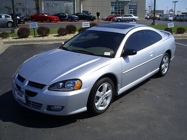 2004 Dodge Stratus SXT Coupe picture, exterior