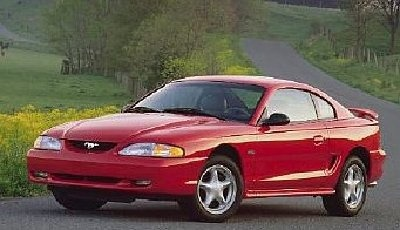 Picture of 1996 Ford Mustang Coupe RWD, exterior, gallery_worthy
