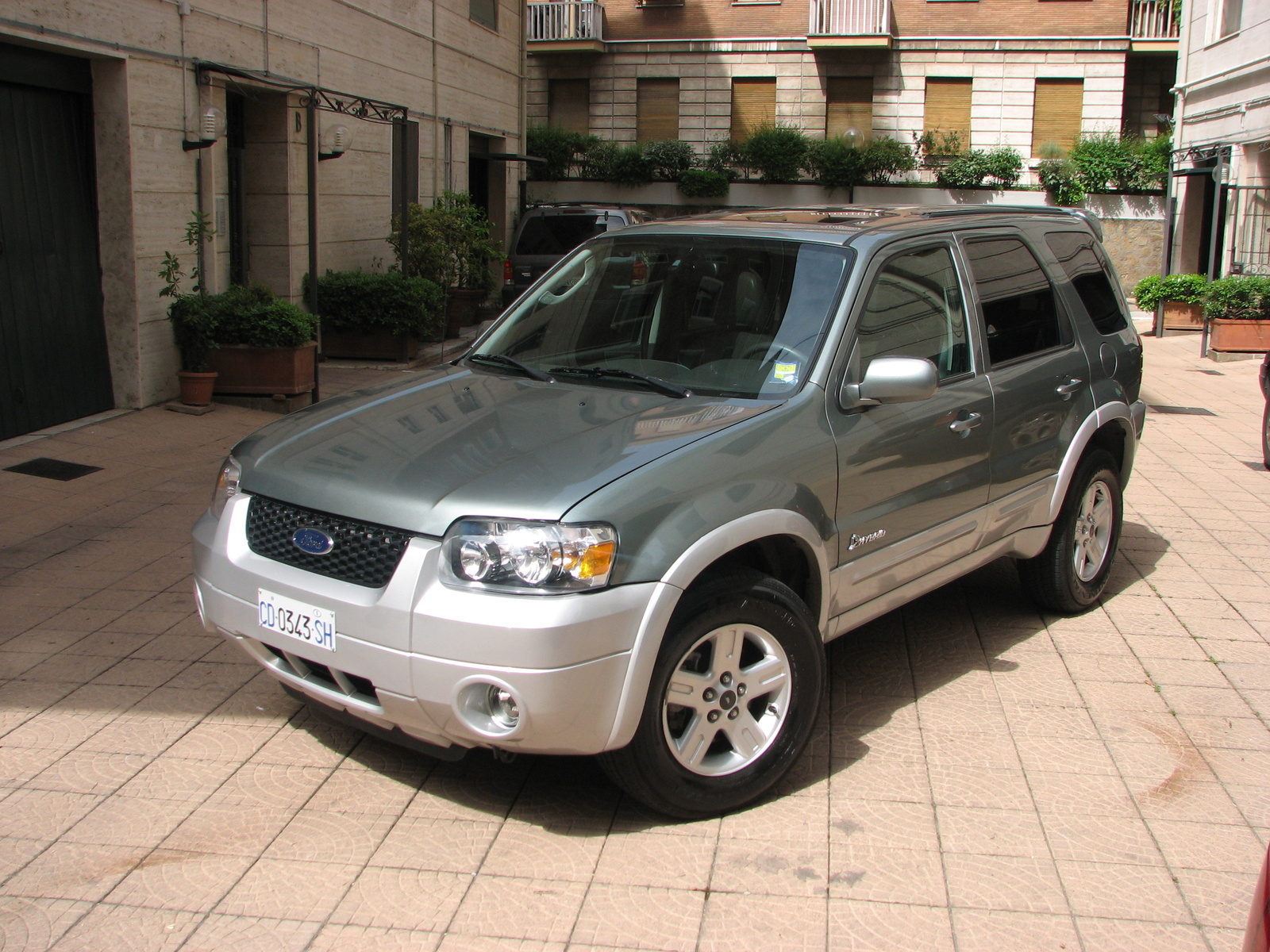 2006 Ford Escape Hybrid 4dr SUV picture