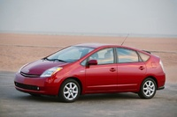 2007 Toyota Prius Picture Gallery