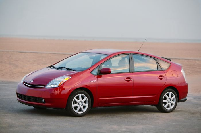 Picture of 2007 Toyota Prius 4 Dr Touring