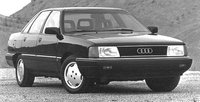 1991 Audi 200 Overview