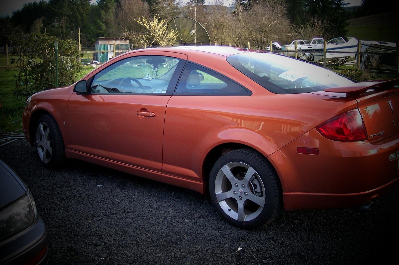 2007 Pontiac G5 Pictures Cargurus