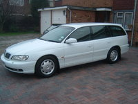 Picture of 2001 Vauxhall Omega, exterior, gallery_worthy